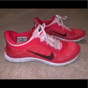 Nike Free Run 3.0- Size 10